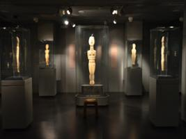 Cycladic Art Museum - Entrance, Athens