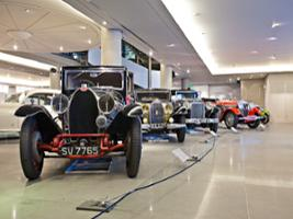 Hellenic Motor Museum - Entrance, Athens