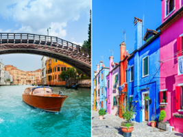 VIP Venetian Island Experience: Murano, Burano & Torcello in a Small Group, Venice (and vicinity)