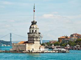 Bosphorus Cruise from the Spice Bazaar, Istanbul