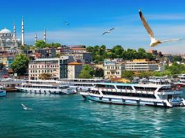 Princes' Islands Ferry Roundtrip, Istanbul