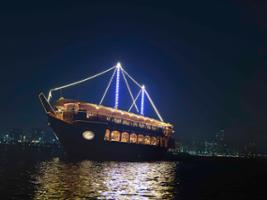 Dhow Cruise Dinner Dubai Creek, Dubai
