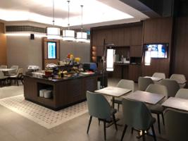 Saphire - Plaza Premium Lounge at Terminal 3 - International Departures Jakarta, Jakarta