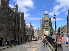 Meet a Local in Edinburgh - Private Tour, Edinburgh