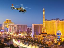 City Lights Helicopter Tour, Las Vegas - NV