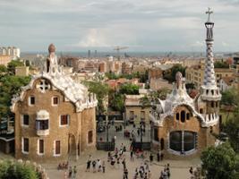 Gaudí - The Park Güell Tour, Barcelona