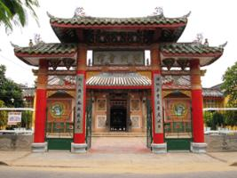 Danang Airport Pick up and Half Day Excursion Hoi An with Guide, Hoi An - Danang - Central