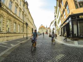 Bike tour in Prague - Small-Group, Prague