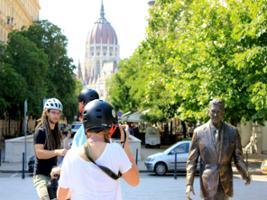 Budapest Short Segway City Tour, Budapest