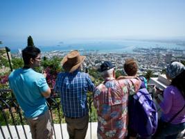Caesarea, Haifa and Acre Private Tour from Tel Aviv, Tel Aviv