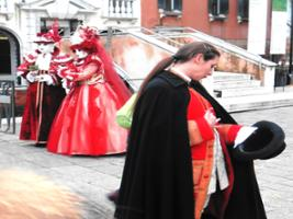 Experience Venetian Carnival with a Walking Theatre Show, Venice (and vicinity)