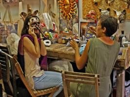 Create your own Venice Mask, Venice (and vicinity)