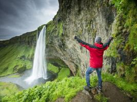 South Coast and Glacier Ride with Transfers, Reykjavik