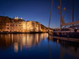 Harbour Cruise by Night, Malta