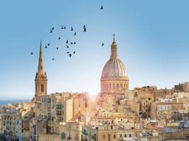 Private Guided Tour to Malta's Capital City of Valletta, Malta