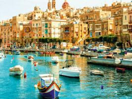 Private Guided Tour to the Three Cities, Blue Grotto and Marsaxlok, Malta