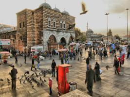 Egyptian Bazaar and Bosphorus Cruise, Istanbul