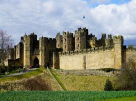 Holy Island, Alnwick Castle & Northumbria, Edinburgh
