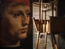 Leonardo Da Vinci Museum with Audioguide, Rome