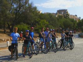 Athens Morning Bike Tour, Athens