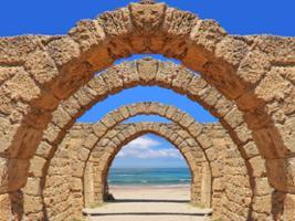 Caesarea, Zichron and Haifa Private Tour From Tel Aviv, Tel Aviv