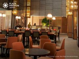 Plaza Premium Lounge Siem Reap International Airport, Siem Reap - North