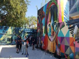 Wynwood Brewery and Art in Miami, Miami Area - FL