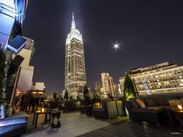 Monarch Rooftop Lounge + Drink, New York Area - NY