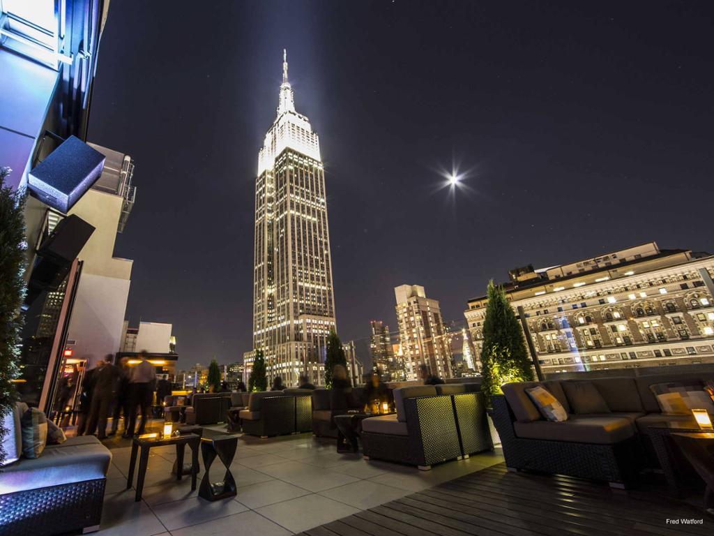 Compre Ingressos Para Monarch Rooftop Lounge Experiencia Em New York Seus Ingressos