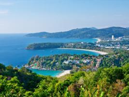 Phuket Island Tour + City Tour + Phi Phi Island, Phuket