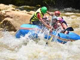 Special Discount Offer: Combo Package - Water Rafting + Spa Massage, Phuket