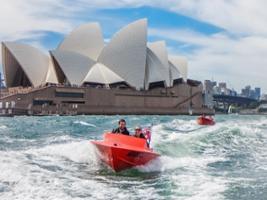 Speed Boat Adventures, Sydney - NSW