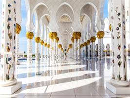 Abu Dhabi Full Day City Tour, Dubai
