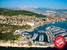 Hop On - Hop Off Tour + Free Walking Tours of Split and Trogir, Split-Middle Dalmatia