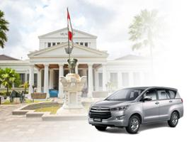Full Day Jakarta Private Car Rental and Sighseeing, Jakarta