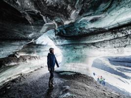 Katla Ice Cave Tour From Reykjavik, Reykjavik
