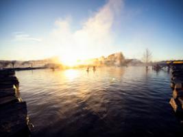 Secret Lagoon Transfer & Admission, Reykjavik