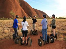 Uluru By Segway, Uluru-Ayers Rock - NT