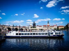 One-Hour Sightseeing Cruise with Commentary, Prague