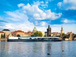 Two Hour Sightseeing Cruise, Prague