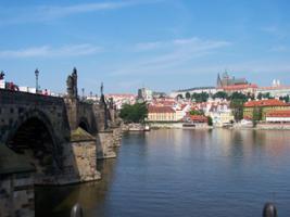 Panoramic Vltava River Cruise, Prague