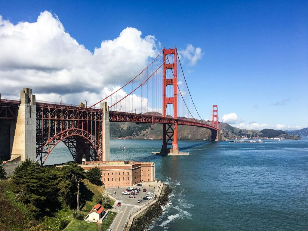 San Francisco In A Day: Golden Gate Bridge, Chinatown