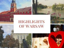 Highlights of Warsaw - Full Day Tour, Warsaw
