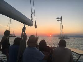 A Day at Sea, Ibiza