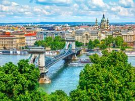 Budapest Small Group Tour from Vienna, Vienna