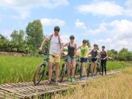 Chiang Mai Country - 15km Biking Tour, Chiang Mai