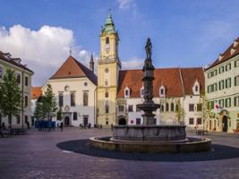 Bratislava Small Group Tour from Vienna with Hotel Pick up, Vienna