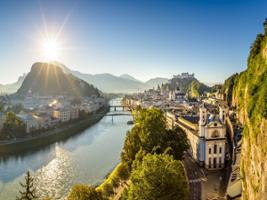 Salzburg Tour from Vienna with Transfers - Small Group from 5 people, Vienna