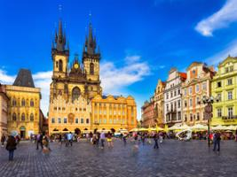 Prague with Transfer - Small Group Tour from 5 People, Vienna