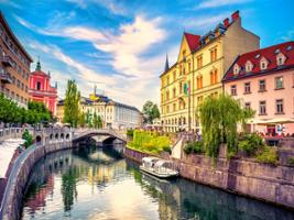 Slovenia, Ljubljana and Bled from Vienna - Small Group Tour, Vienna